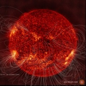 Latest SDO AIA 304
